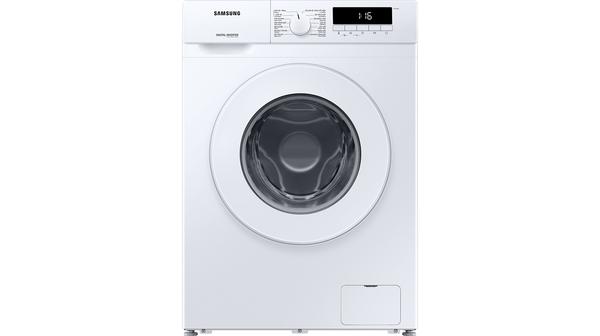 Máy giặt Samsung Inverter 8 Kg WW80T3020WW/SV mặt chính diện