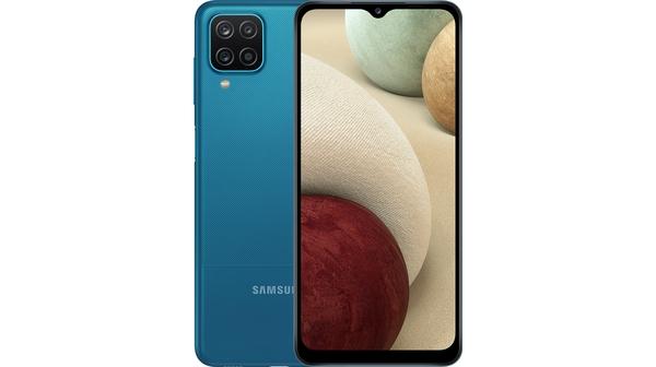 Điện thoại Samsung Galaxy A12 128GB Xanh