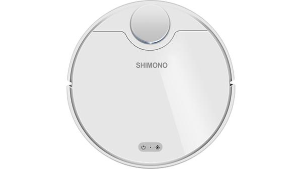 Robot hút bụi Shimono ZK902 Kết nối APP WIFI