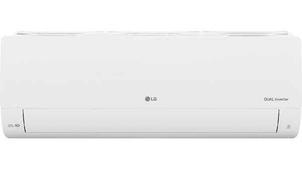 Máy lạnh LG Inverter 2 HP V18ENF1 mặt chính diện