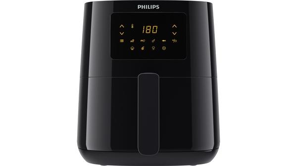 Nồi chiên không dầu Philips 4.1 lít HD9252/90 mặt chính diện