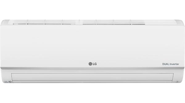 Máy lạnh LG Inverter 1 HP V10ENW1 mặt chính diện