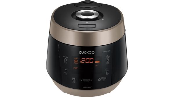 Nồi cơm điện Cuckoo 1.8 lít CRP-PK1000S mặt chính diện
