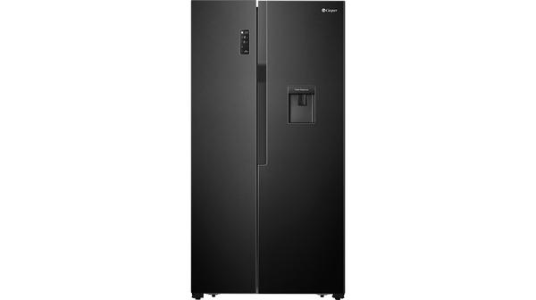 Tủ lạnh Casper Inverter 551 lít RS-575VBW mặt chính diện