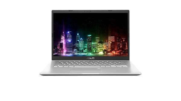 Laptop Asus X409J i3-1005G1 14 inch X409JA-EK283T mặt chính diện