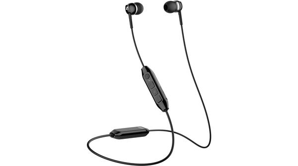 Tai nghe bluetooth Sennheiser CX 350BT Đen Bluetooth 5.0 cho khả năng kết nối nhanh
