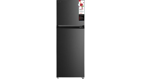 Tủ lạnh Toshiba Inverter 312 lít GR-RT400WE-PMV(06)-MG mặt chính diện
