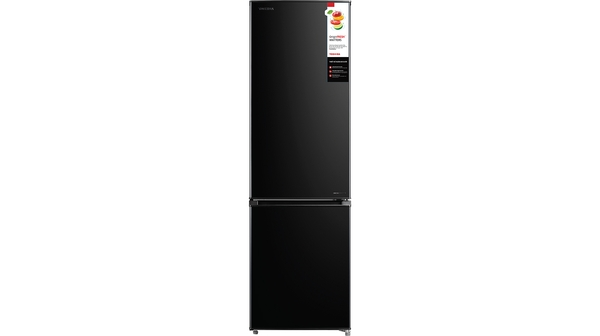 Tủ lạnh Toshiba Inverter 270 lít GR-RB350WE-PMV(30)-BS mặt chính diện