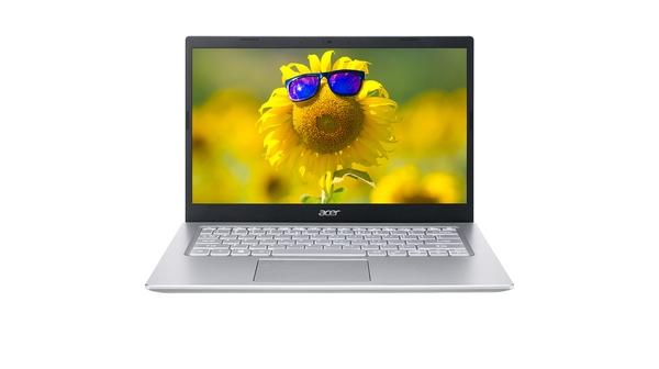 Laptop Acer Aspire 5 A514-54-540F i5-1135G7 14 inch NX.A28SV.005 mặt chính diện