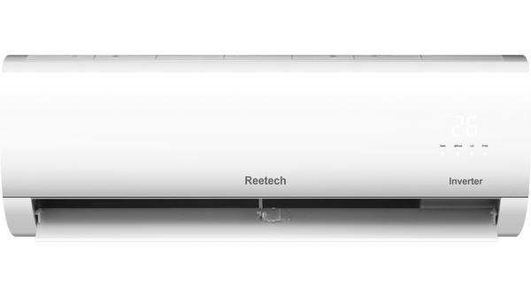 Máy lạnh Reetech Inverter 1 HP RTV9-BK-BT mặt chính diện