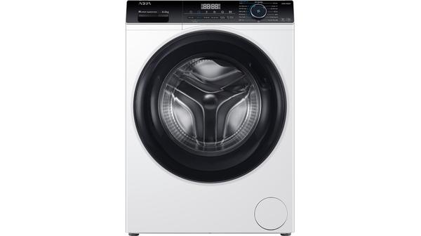 Máy giặt Aqua Inverter 8 kg AQD-A800F.W mặt chính diện