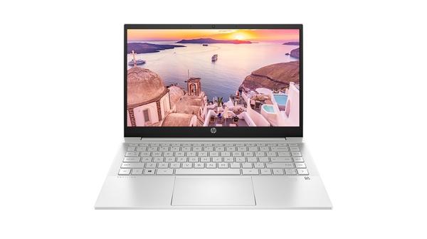 Laptop HP Pavilion 14-DV0009TU i5-1135G7 14 inch 2D7A7PA mặt chính diện