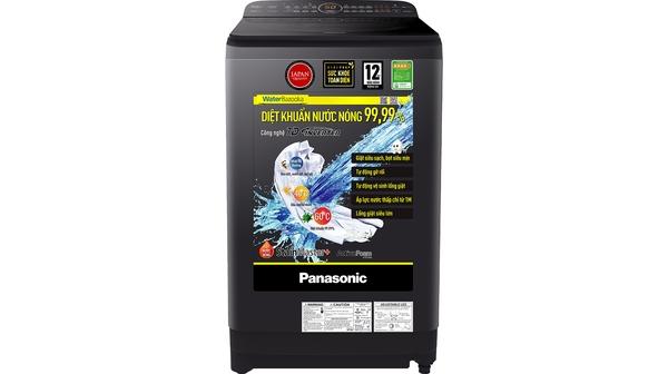 Máy giặt Panasonic Inverter 9.5 kg NA-FD95V1BRV mặt chính diện