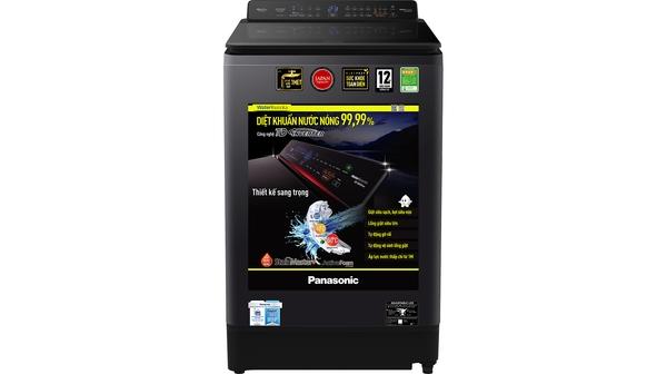 Máy giặt Panasonic Inverter 14 kg NA-FD14V1BRV mặt chính diện