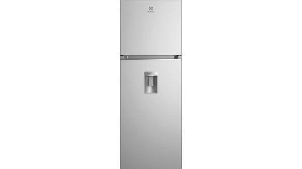 Tủ lạnh Electrolux Inverter 312 lít ETB3440K-A mặt chính diện