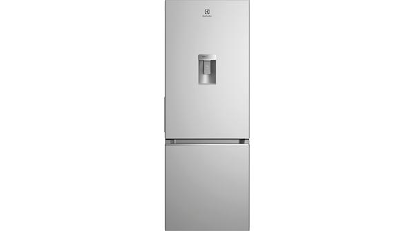 Tủ lạnh Electrolux Inverter 308 lít EBB3442K-A mặt chính diện