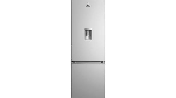 Tủ lạnh Electrolux Inverter 335 lít EBB3742K-A mặt chính diện