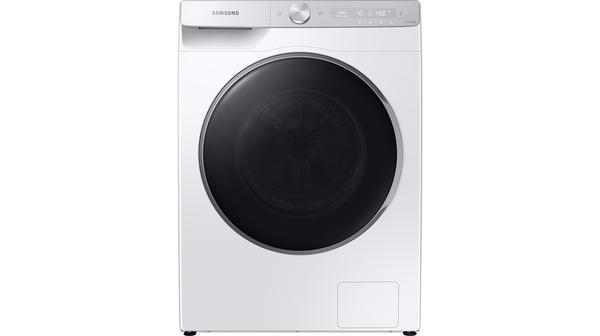 Máy giặt Samsung Inverter 9 kg WW90TP44DSH mặt chính diện