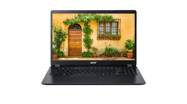 Laptop Acer Aspire 3 A315-56-502X i5-1035G1 15.6 inch NX.HS5SV.00F mặt chính diện