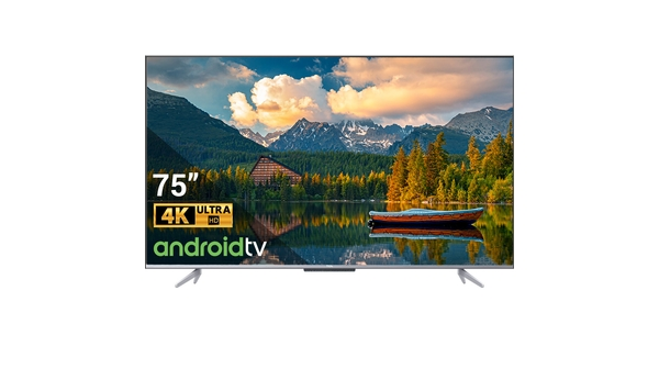 Android Tivi TCL 4K 75 inch 75P725