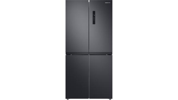 Tủ lạnh Samsung Inverter 488 lít RF48A4000B4/SV mặt chính diện