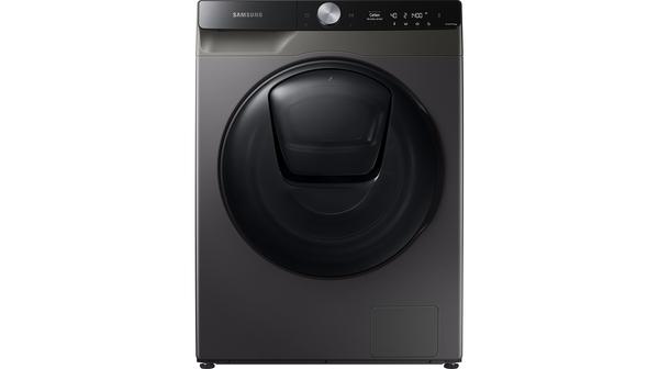 Máy giặt sấy Samsung Inverter 9.5 kg WD95T754DBX/SV mặt chính diện