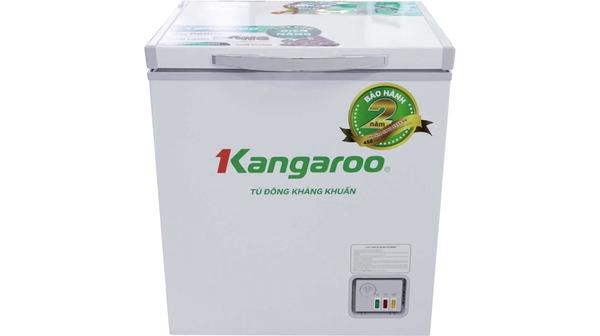 Tủ đông Kangaroo 90 lít KG168NC1 mặt chính diện
