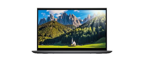 Laptop Dell Inspiron 14 5410 i5-1135G7 14 inch N4I5147W mặt chính diện