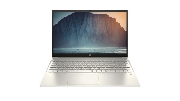 Laptop HP Pavilion 15-EG0507TU i5-1135G7 15.6 inch 46M06PA mặt chính diện