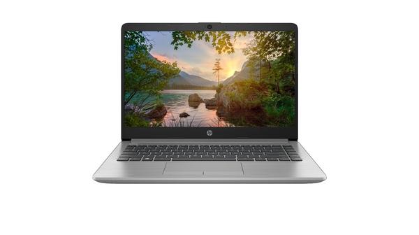 Laptop HP 240 G8 i3-1005G1 14 inch 342G6PA mặt chính diện