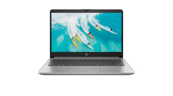 Laptop HP 240 G8 i7-1165G7 14 inch 3D0E7PA mặt chính diện