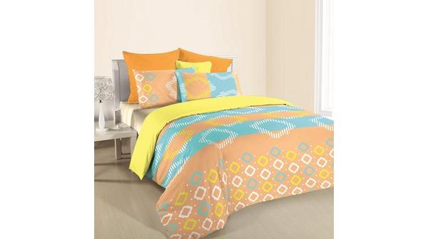 Bộ drap trải giường áo gối Harumi