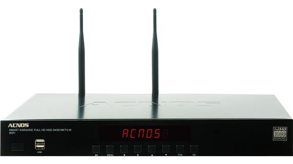 Đầu Karaoke Acnos SK9018KTV-W giá hấp dẫn tại Nguyễn Kim
