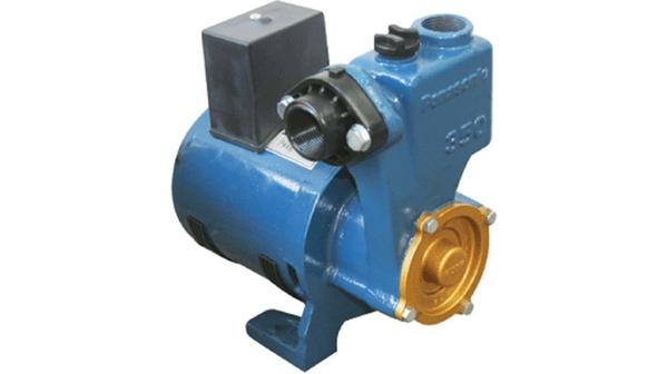 Máy bơm nước bán đẩy cao Panasonic GP-350JA-SV5 được làm từ chất liệu cao cấp