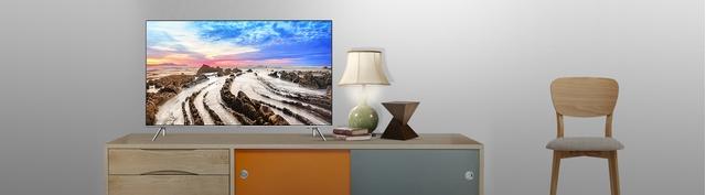 Tivi Led Samsung UA82MU7000KXXV 82 inch giá tốt tại Nguyễn Kim