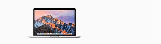 Macbook Pro 13 Inch 512GB 3.1GHz (2017) cấu hình cao tại Nguyễn Kim