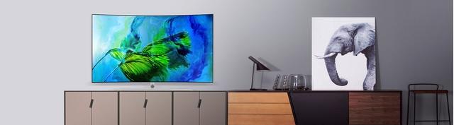 Tivi QLED Samsung UHD QA55Q8CAMKXXV 55 inch Giá Tốt | Nguyễn Kim