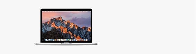 Macbook Pro 13 Inch 256GB 3.1GHz (2017) chính hãng tại Nguyễn Kim