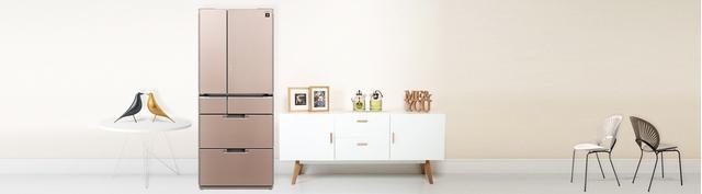 Tủ lạnh Sharp SJ-GF60A 470 lít mang đến thực phẩm tươi sống mỗi ngày