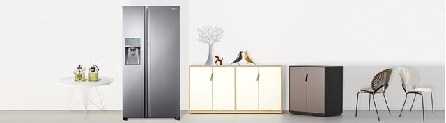 Tủ lạnh Samsung 575 lít RH58K6687SL giảm giá tại Nguyễn Kim
