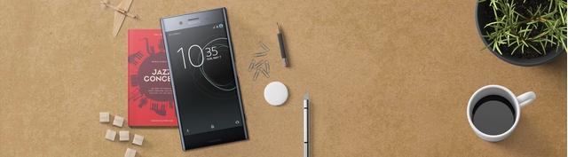 Điện thoại Sony Xperia XZ Premium màu đen giá hấp dẫn tại Nguyễn Kim