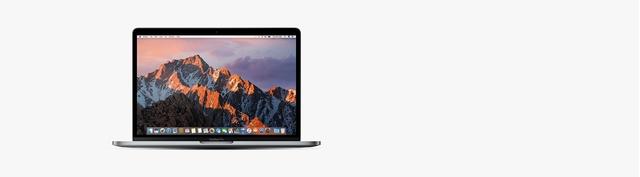 Macbook Pro 13 Inch 2017 (128GB/1.8GHZ) giá ưu đãi tại Nguyễn Kim