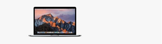 Macbook Pro 13 Inch 512GB 3.1GHz (2017) giá cực hot tại Nguyễn Kim