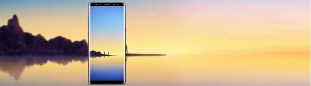 Điện thoại Samsung Galaxy Note8 đen giá hấp dẫn tại Nguyễn Kim