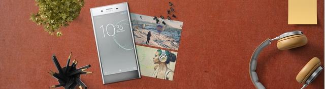 Điện thoại Sony Xperia XZ Premium màu chrome giá tốt tại Nguyễn Kim