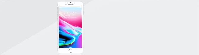 Điện thoại di động iPhone 8 Plus 256GB Silver giá tốt hấp dẫn tại Nguyễn Kim