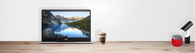 Laptop Dell Inspiron 13 7370-70134541 có màn hình 14 inch Full HD