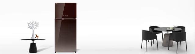 Tủ lạnh Toshiba GR-WG66VDAZ 600 lít nâu giá tốt tại Nguyễn Kim