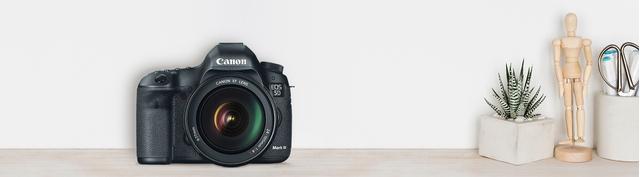 Máy ảnh chuyên nghiệp Canon EOS 5D Mark III tại Nguyễn Kim