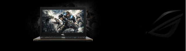 Laptop Asus ROG Zephyrus M GM501GM-EI005T mặt trước